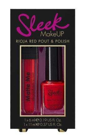 Sleek MakeUP Rioja Red Pout and Polish