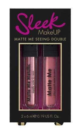 Sleek MakeUP Matte Me Seeing Double
