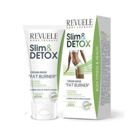 Revuele Slim Detox Fat Burner Green