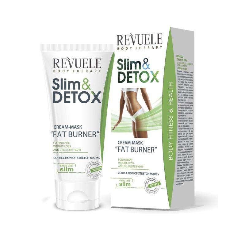 Revuele Slim Detox Fat Burner Green