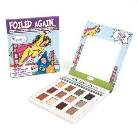 The Balm Foiled Again