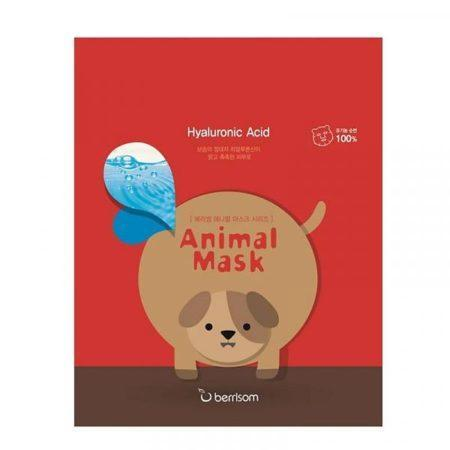 Berrisom Animal Sheet Mask Hond