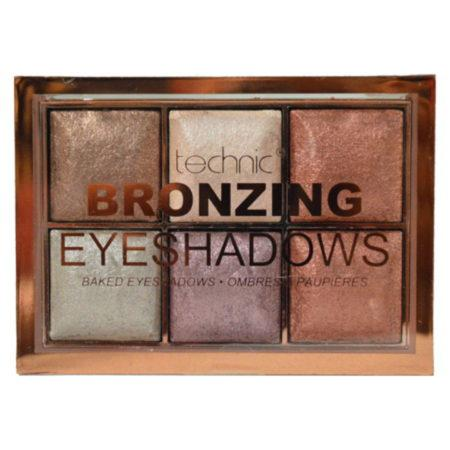 Technic Bronzing Baked Eyeshadows
