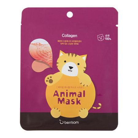 Berrisom Animal Sheet Mask Kat