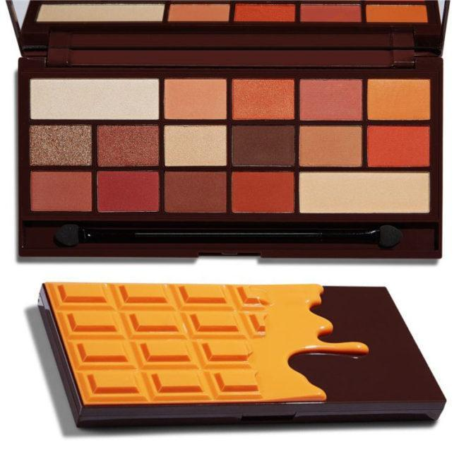I Heart Makeup Chocolate Orange