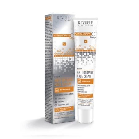 Revuele VITANORM C Night Cream