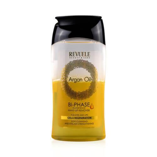 Revuele Argan Oil Waterproof Makeup Remover
