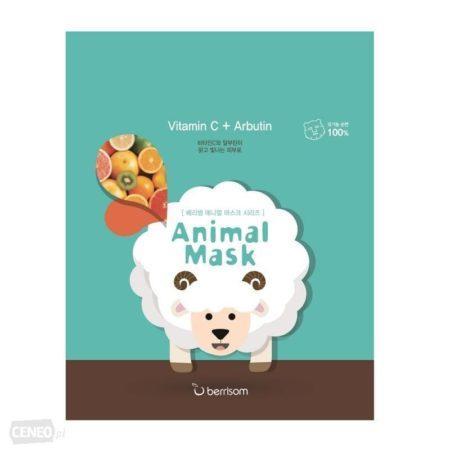 Berrisom Animal Sheet Mask Sheep