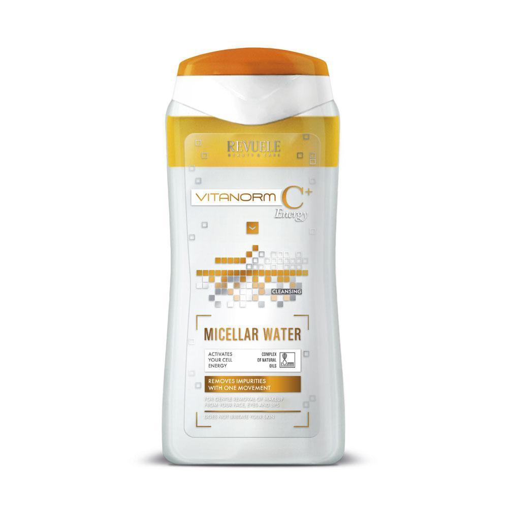Revuele VITANORM C Micellar Water