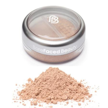 Barefaced Beauty Mineral Foundation BEAUTIFUL