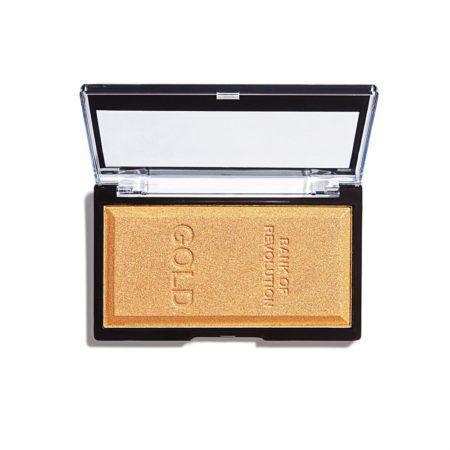 Makeup Revolution Gold Ingot Highlighter