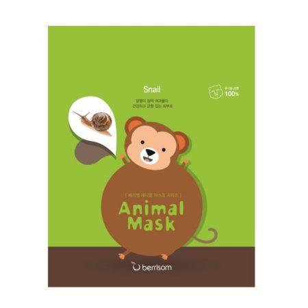 Berrisom Animal Sheet Mask Monkey