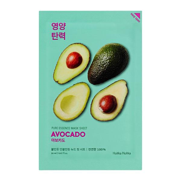 Holika Holika Pure Essence Mask Avocado