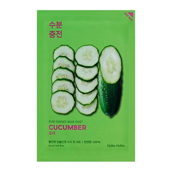 Holika Holika Pure Essence Mask Cucumber