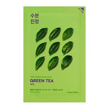 Holika Holika Pure Essence Mask Green Tea