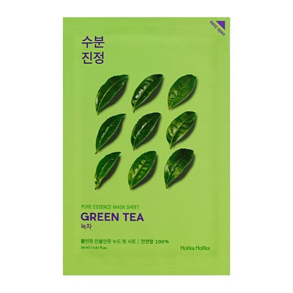 Holika Holika Pure Essence Mask Green Tea
