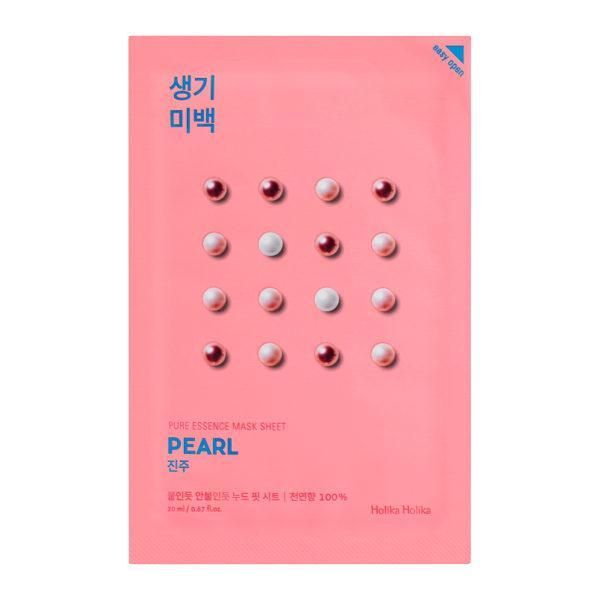 Holika Holika Pure Essence Mask Pearl