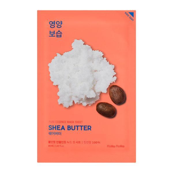 Holika Holika Pure Essence Mask Shea Butter