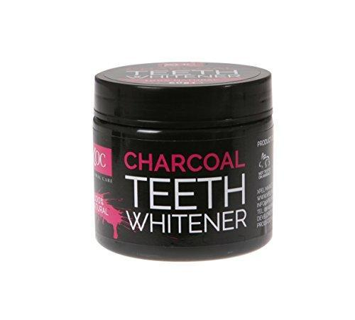 XOC Charcoal Teeth Whitener