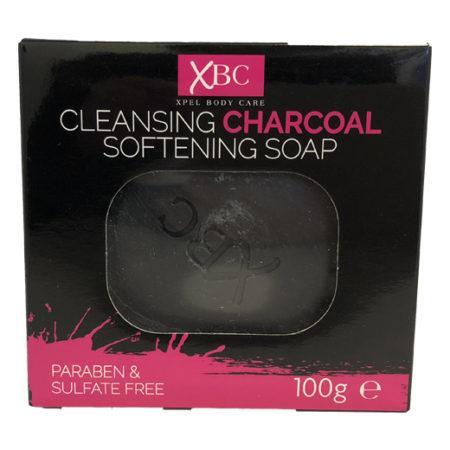 XBC Charcoal Soap 100g