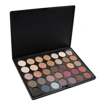 Crown Brush 35 Colour Timeless Eyeshadow Palette