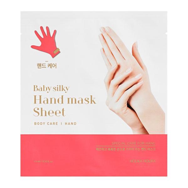 Holika Holika Baby Silky Hand Mask Sheet