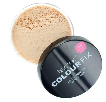 Technic Colour Fix Loose Powder CAFÉ AU LAIT