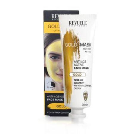 Revuele GOLD Face Mask