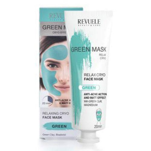 Revuele Green Face Mask
