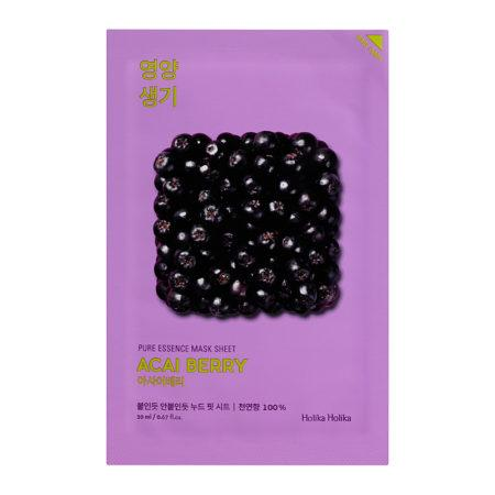 Holika Holika Pure Essence Mask Acai Berry