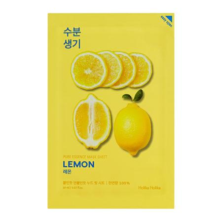 Holika Holika Pure Essence Mask Lemon