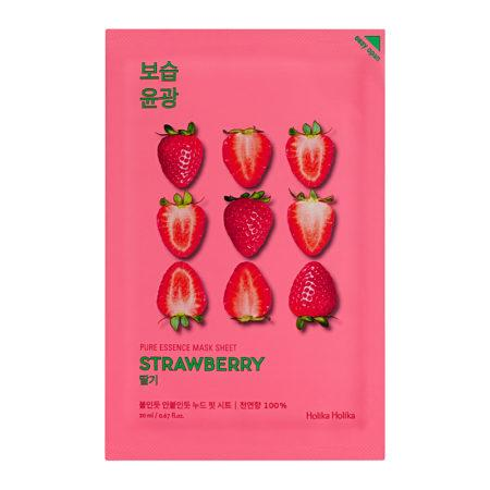 Holika Holika Pure Essence Mask Strawberry
