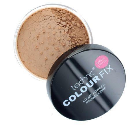 Technic Colour Fix Loose Powder TERRA COTTA