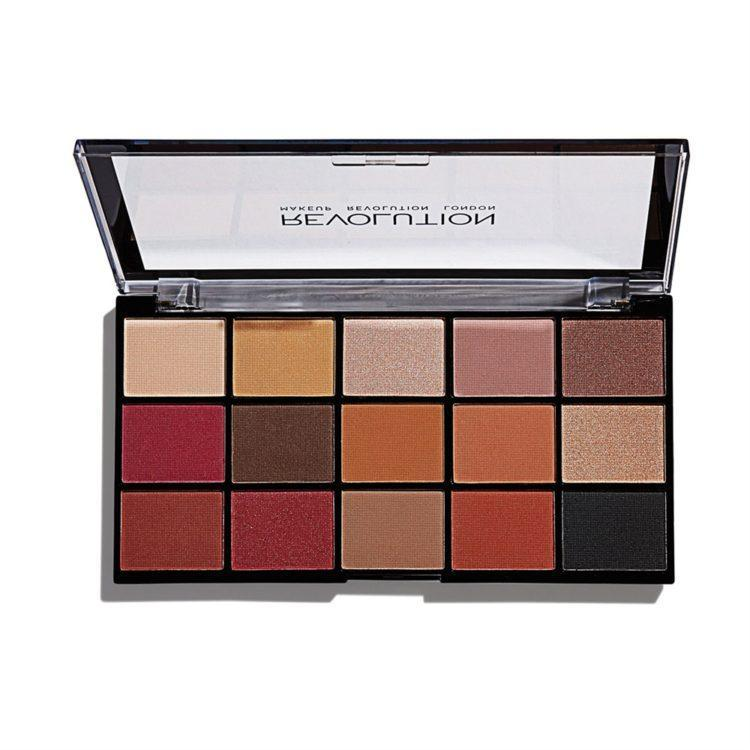 Makeup Revolution ReLoaded Palette Iconic Vitality