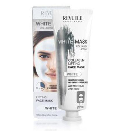 Revuele White Face Mask