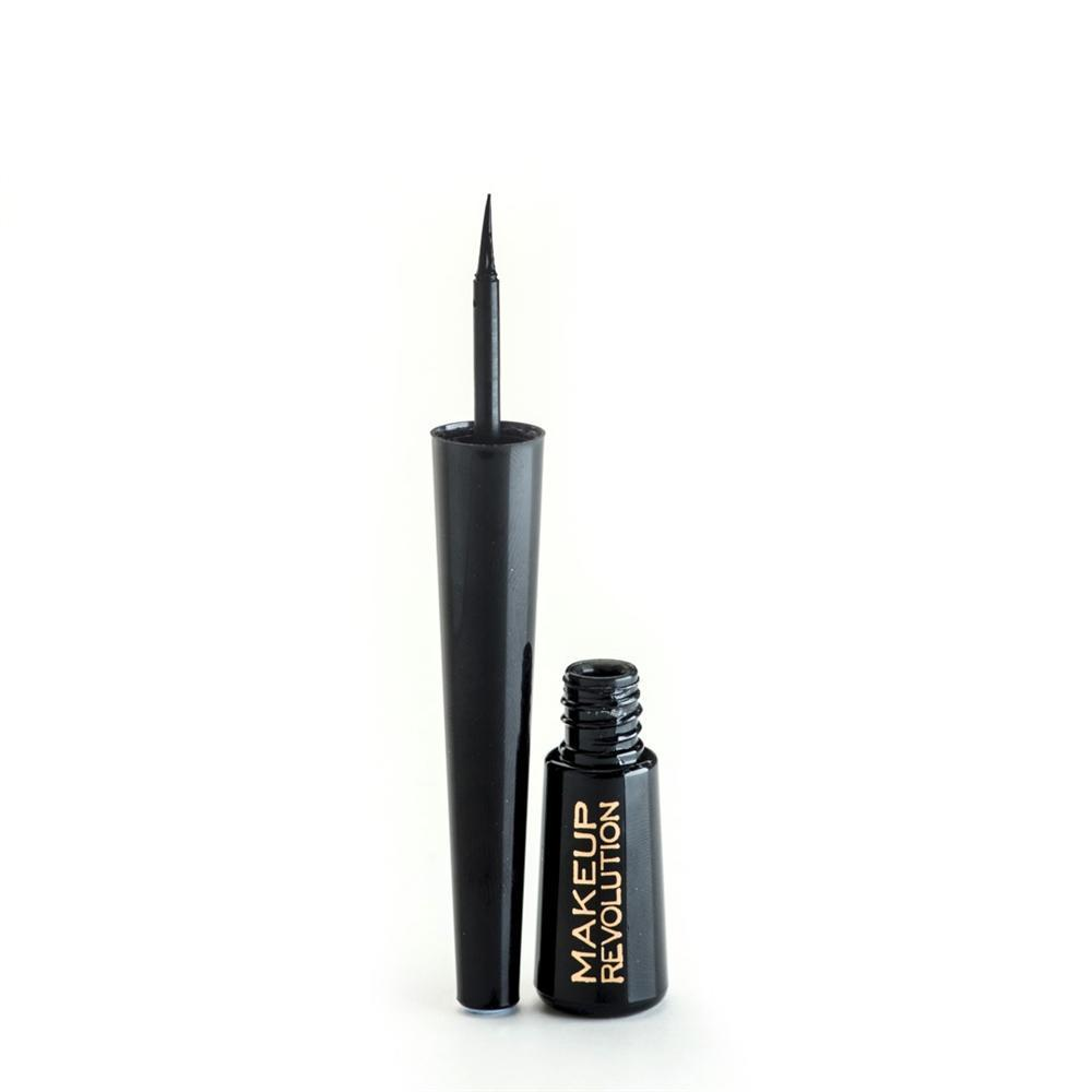 Makeup Revolution Amazing Liquid Eyeliner Black