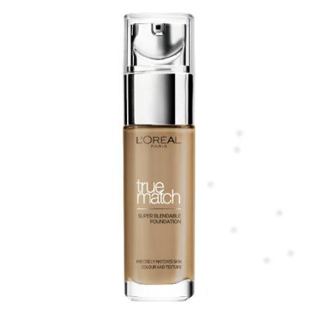 L'Oréal Paris True Match Foundation Golden Cappuccino