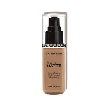 LA Colors Truly Matte Foundation Cool Beige