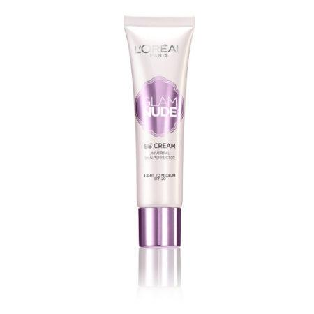 Glam Nude BB Cream Light to Medium