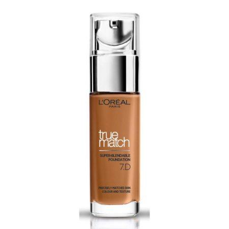 L'Oréal Paris True Match Foundation Golden Amber