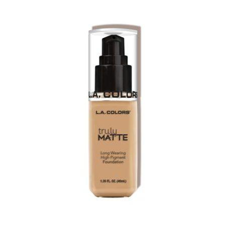 LA Colors Truly Matte Foundation Natural