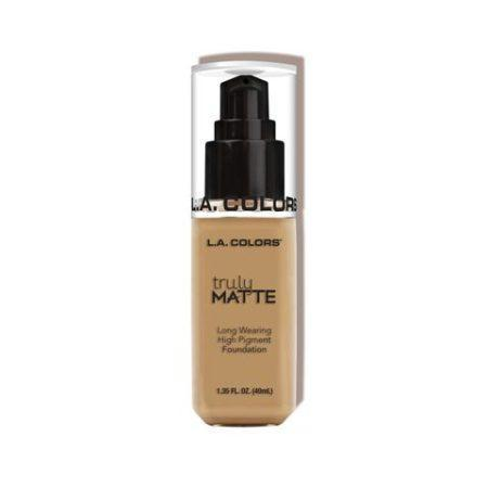 LA Colors Truly Matte Foundation Medium Beige