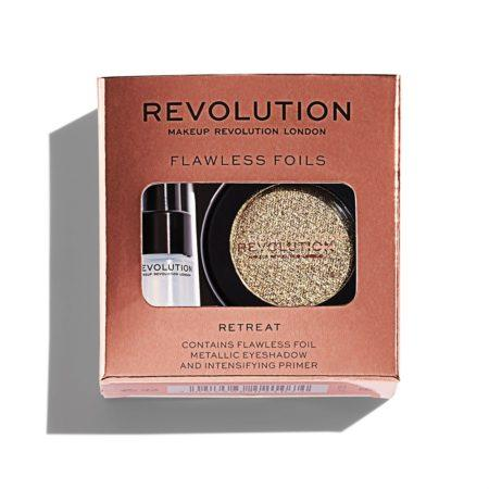 Makeup Revolution Flawless Foils Retreat