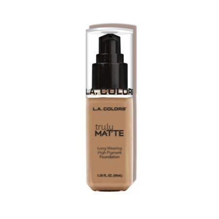 LA Colors Truly Matte Foundation Sand