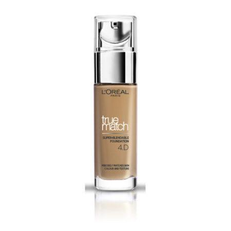 L'Oréal Paris True Match Foundation Golden Natural