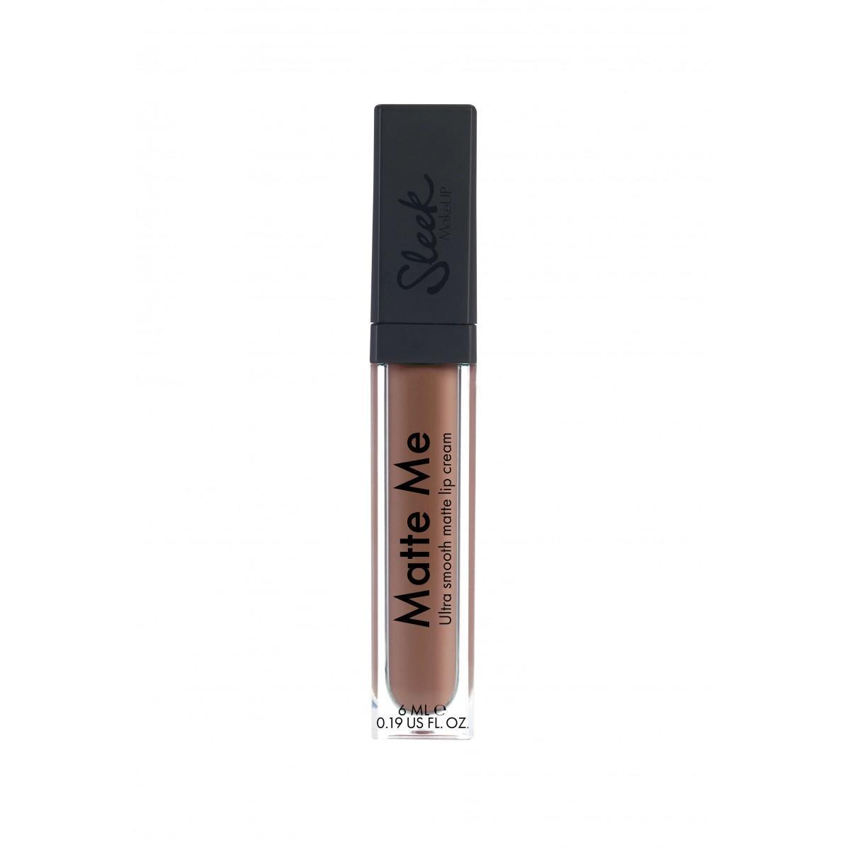 Sleek Makeup Matte Me Lip Cream STONEWORK
