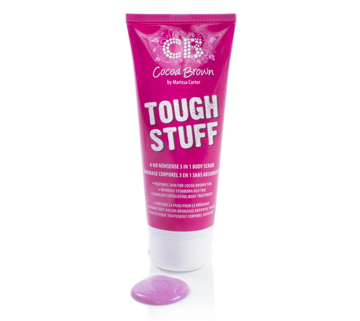 ae2f22e16 Cocoa Brown Tough Stuff 3 in 1 Body Scrub kopen
