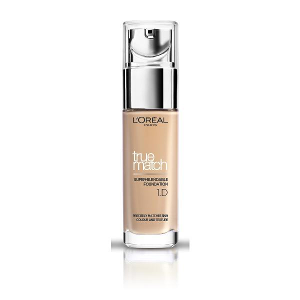 L'Oréal Paris True Match Foundation Golden Ivory
