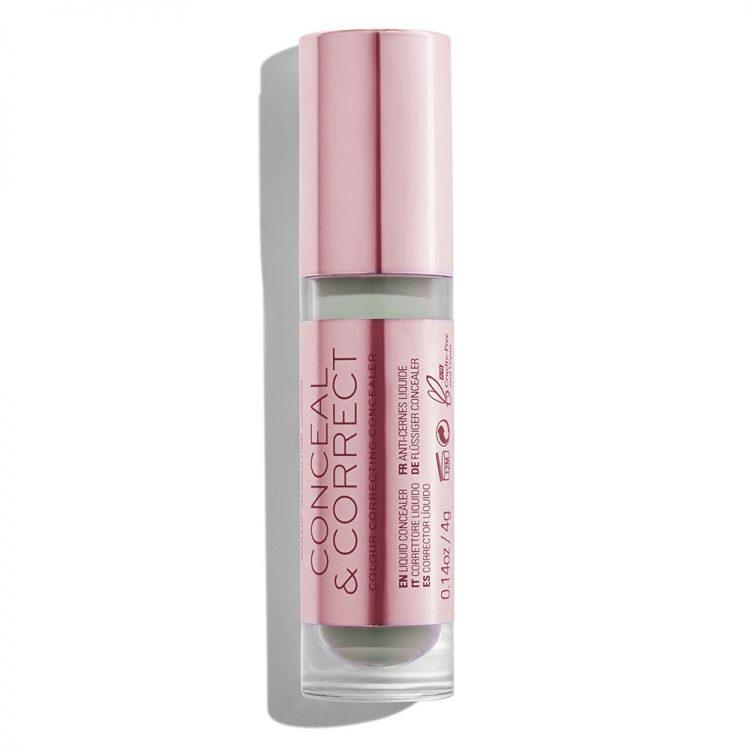 Makeup Revolution Conceal Correct Green