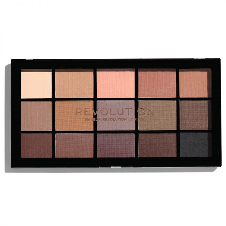 Makeup revolution reloaded palette basic mattes